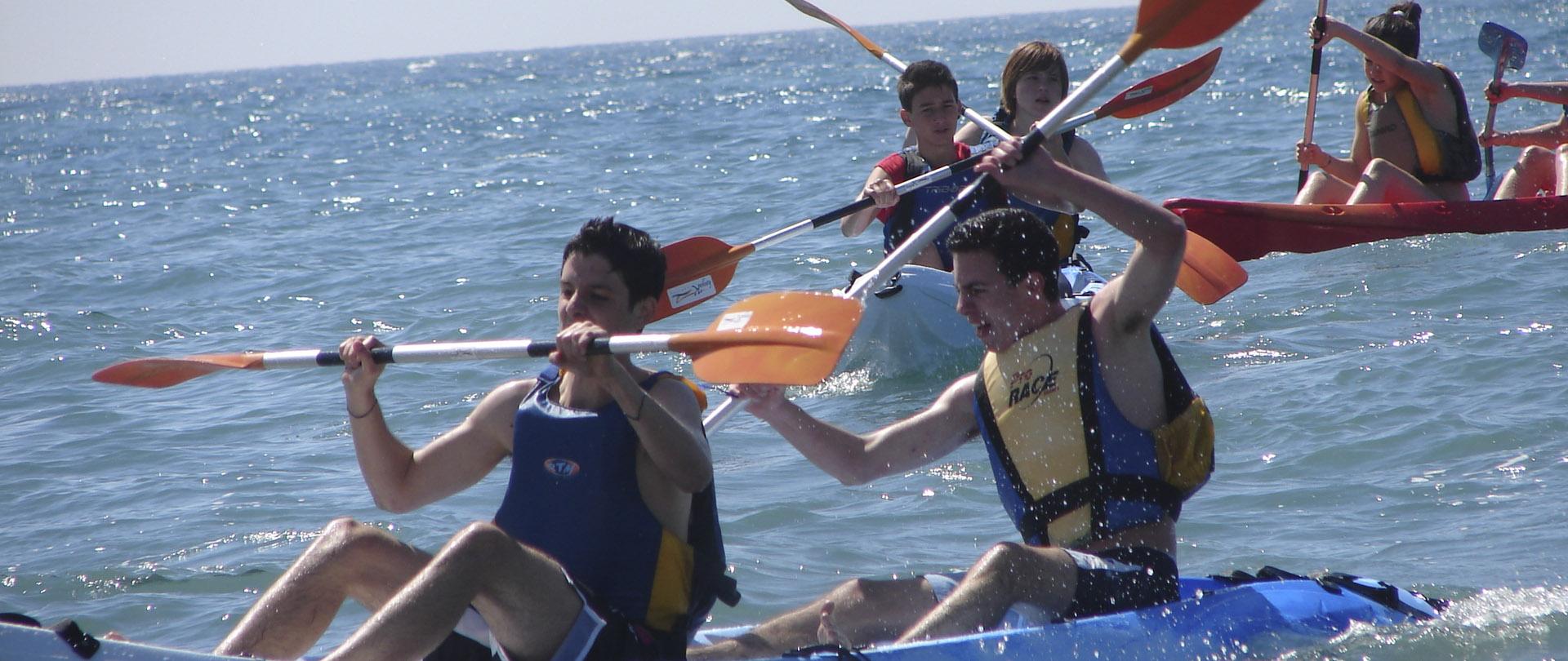 Act. viajes fin de curso - Rafting Río Genil, Actividades Aventura ...